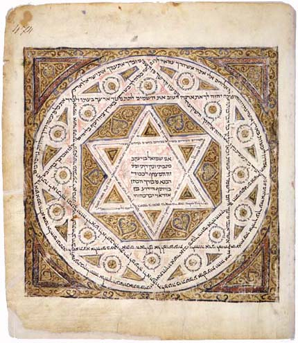 Codex Leningradensis Cover Page; oldest complete Hebrew Bible