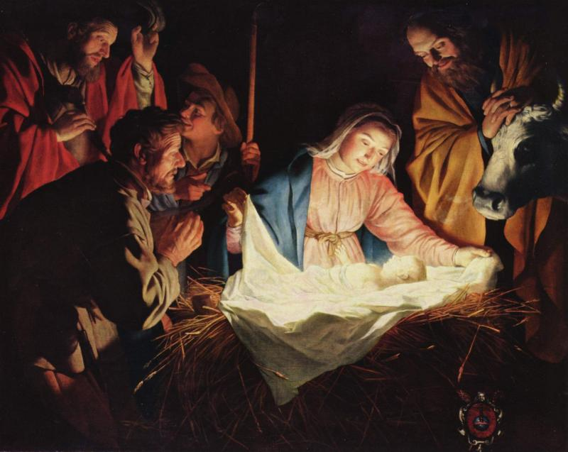 Jesus' birth, nativity, Bethlehem