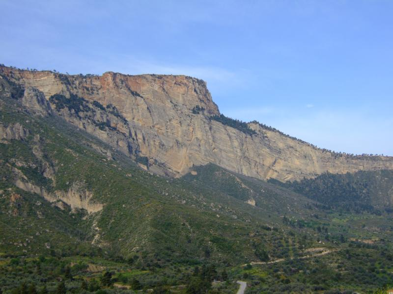 Gulf of Corinth Greece, Evrostini Gilbert Delta, Flood Geology Challenge