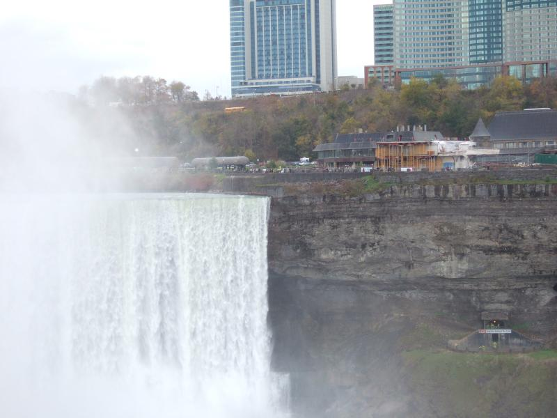 Niagara Falls Geology, Lockport Dolomite, Flood Geology Challenge
