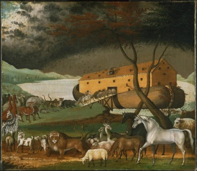 Noah's Ark, Biblical Flood, Genesis